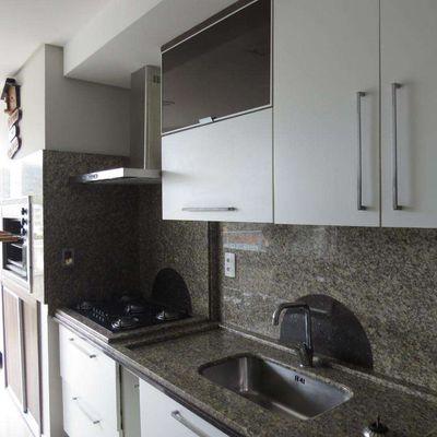 Residencial - Apartamento mobiliado no Centro