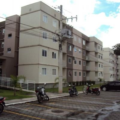 Apartamento no Jaraguá 99 com 2 quartos