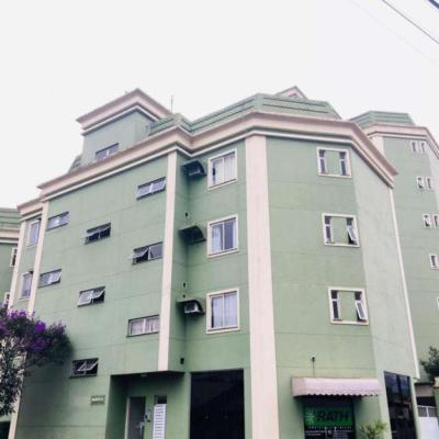 Apartamento no Ed. Lilium no bairro Vila Lalau com cozinha semi mobiliada e 02 quartos