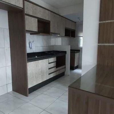 Apartamento Jaraguá 99 semimobiliado