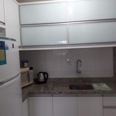 Residencial - Apartamento - Semimobiliado - Figueirinha