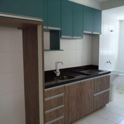 Residencial - Apartamento - Semimobiliado