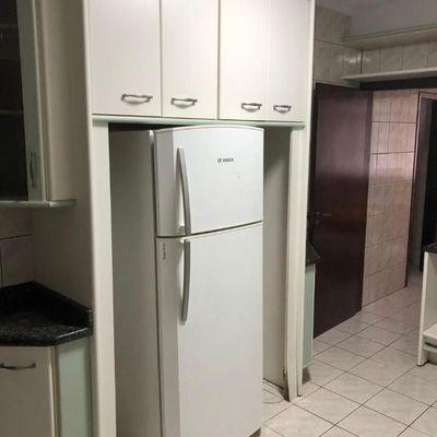 Apartamento mobiliado 2 quartos + 1 suíte no Baependi