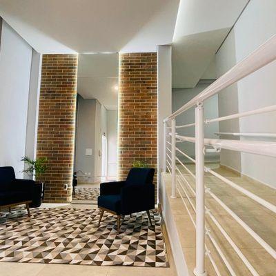 Apartamento no Jaraguá Esquerdo com 3 quartos (sendo 01 suíte)
