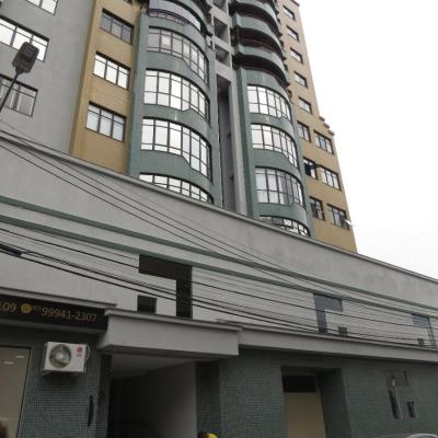 Sala comercial com 80m² no centro de Jaraguá do Sul