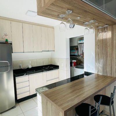 Casa com 02 quartos no Bairro Três Rios do Sul