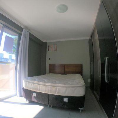 Apartamento mobiliado no Rau