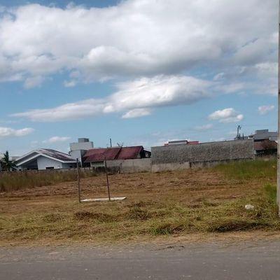 Terreno com 692 m² no Bananal Guaramirim