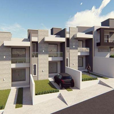 Casas geminadas - Loteamento Villa Verde