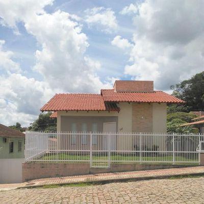 Casa de Alvenaria - Bairro Centro