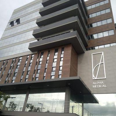 Sala Comercial - Alpha Medical Center