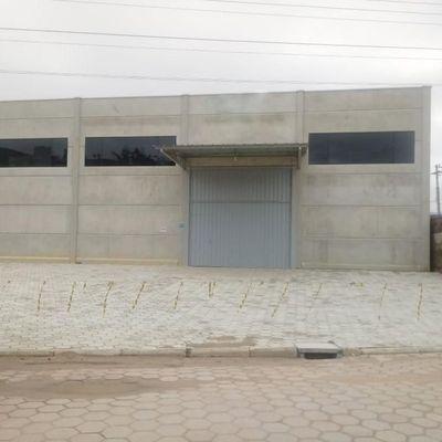 GALPÃO DE ALVENARIA - NOVO