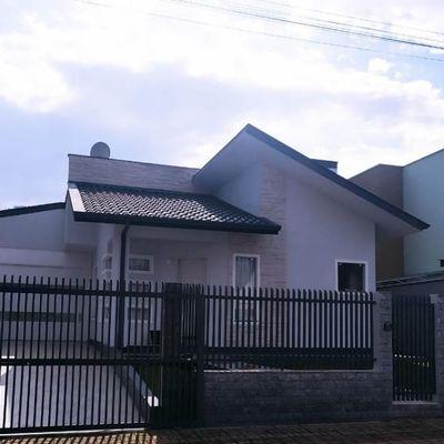Casa de alvenaria - Loteamento Brehsan