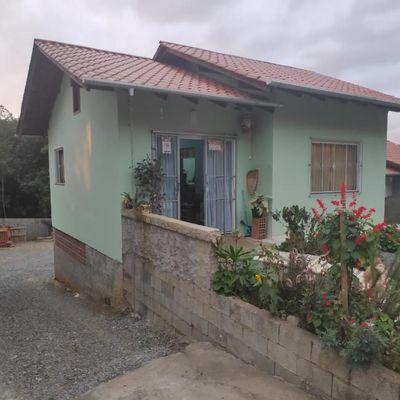 Casa de Alvenaria - Bairro Barragem
