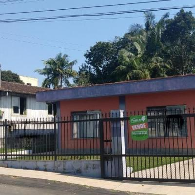 CASA DE ALVENARIA - RUA TUBARÃO