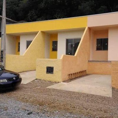CASA GEMINADA - LOTEAMENTO ARCO ÍRIS