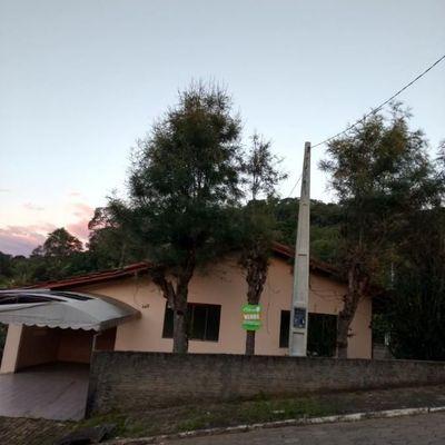 CASA DE ALVENARIA - BAIRRO BREMER