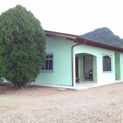 Casa de Alvenaria e Terreno