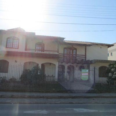 Casa de Alvenaria - Excelente Ponto Comercial!