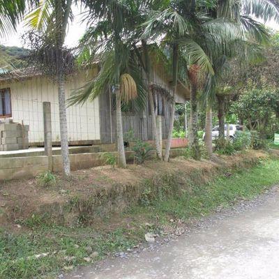 Terreno com Casa Mista