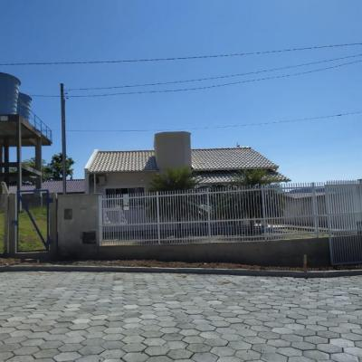 Casa de alvenaria - Loteamento Santa Mônica