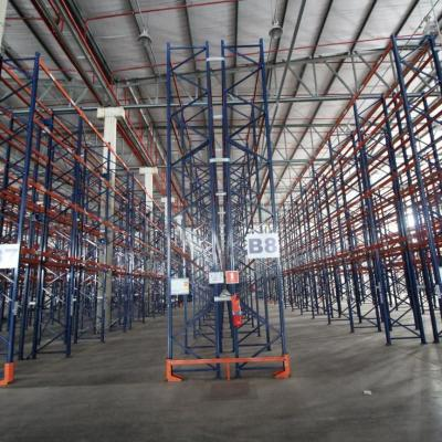 Galpão para locação - Galpão com 2.112 m² com 8 docas de carregamento linear - Rodovia Presidente Dutra (BR-116), Barra Mansa - RJ