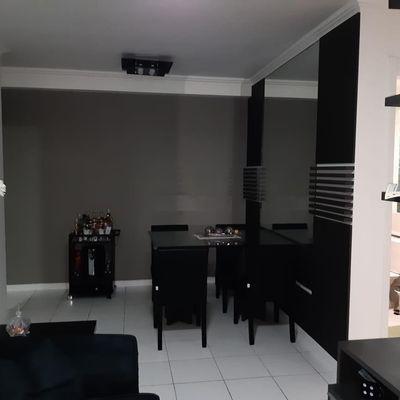 Lindo apartamento decorado Nova Alameda 3 quartos suite vaga lazer no condomínio