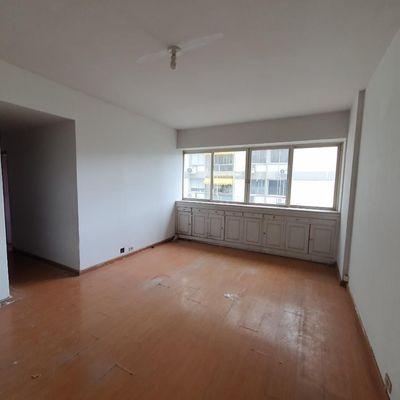 Apartamento para venda - Antigo com 3 quartos com vaga - Rua Dona Mariana, Botafogo, Rio de Janeiro-RJ