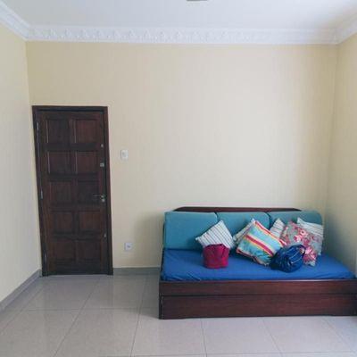Apartamento para locação / aluguel - Apartamento térreo com 3 quartos - Ary Parreiras, nº 728, Aptº 102, Vital Brasil, Niterói - RJ