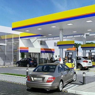 Posto de combustíveis a venda - Ponto comercial com Posto de Combustíveis - Resende, RJ