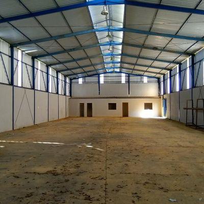 Galpão com 700 m² pé direito de 6 metros - Avenida Nilton Pena Botelho (Rodovia Volta Redonda x Pinheiral), Três Poços, Pinheiral - RJ