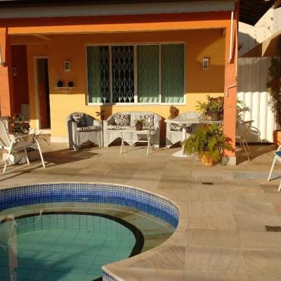 Casa para Venda - Linda residência próxima Praia de Piratininga 296 m² 4 quartos, 3 suítes, 4 vagas e lazer - Região Oceânica, Piratininga, Niterói - RJ