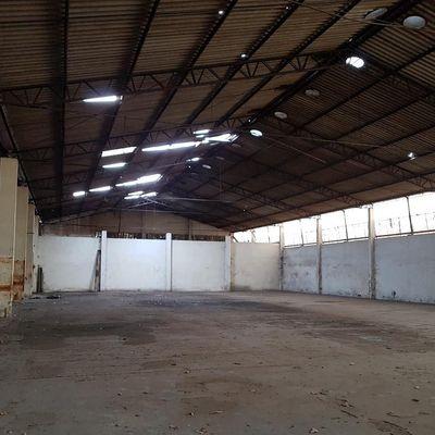 Galpão com 4.000 m² + 1.000 m² de Área externa - Rodovia Presidente Dutra, 11.505