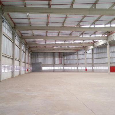 Área Industrial - Área total 8.400 m² com sede administrativa e Galpão de 5.500 m² - RJ-116, Polo industrial de Porto Real, Porto Real - RJ