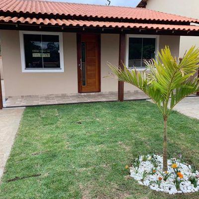 Casa linear nova 2 quartos com cozinha americana e vaga para 2 quartos - Rua das Palmeiras, Praia Rasa, Búzios - RJ
