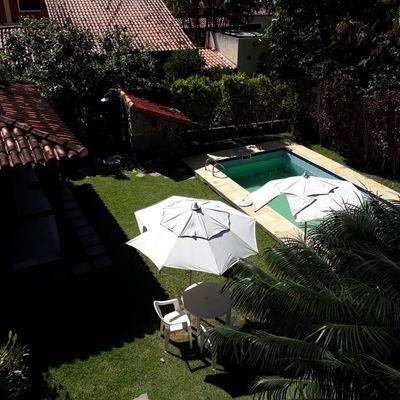 Casa para Venda - Casa dentro do melhor condomínio Ubá Floresta - Casa ampla com 375 m² 4 quartos, lazer piscina - Avenida Irene Lopes Sodré, Região Oceânica, Itaipú, Niterói - RJ