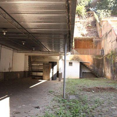 Galpão para Aluguel / Locação - Galpão com 360 m² de área e 200 m² coberto - Ano Bom, Barra Mansa - RJ