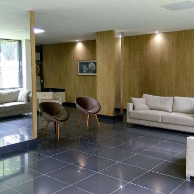 Apartamento para Aluguel - Residencial Vista Verde - Apartamento Novo composto de 3 Quartos (3 Suítes), com móveis de Cozinha com 137 m² e 3 vagas de Garagem - Rua São João, nº 657, São João, Volta Redonda - RJ