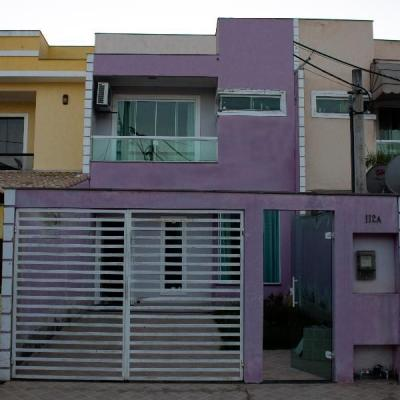 Casa Duplex para Venda - Casa com 2 amplas Suítes e Piscina, Vale do Sol, Pinheiral - RJ