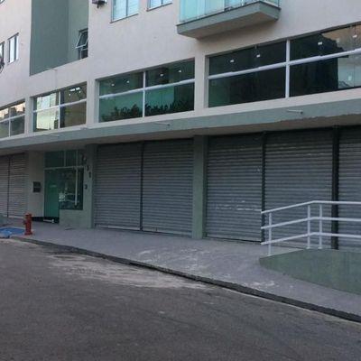 Loja para locação - Loja de primeira locação com 100 m² no Bairro São João - Rua Marcílio Dias, nº 250, São João, Volta Redonda - RJ