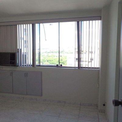 Sala Comercial para Venda - Sala com 27,5 m² com 1 vaga de Garagem - Aterrado Office Tower - Rua Simão da Cunha Gago, nº 120, Aterrado, Volta Redonda, RJ