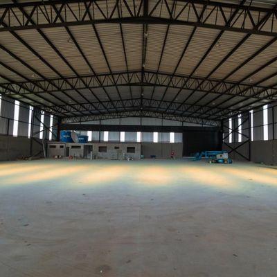 Galpão para Locação / Aluguel - Galpão com 2.000 m² pé direito de 8 metros, Área administrativa - Avenida Álvaro Gonçalves, Califórnia, Barra do Piraí - RJ