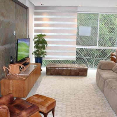 Apartamento para venda - Apartamento tipo garden composto de 3 quartos (sendo 1 suíte) e 2 vagas de garagem - Sessenta, Volta Redonda - RJ