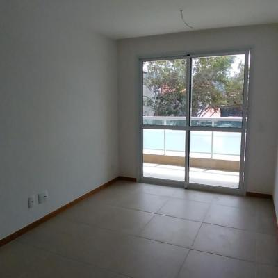 Perto da praia e da Lagoa de Piratininga apartamento novo 1 quarto vaga