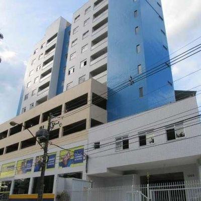 Apartamento para Locação - Apartamento com Varanda, 3 Quartos (sendo 1 suíte), com vaga de garagem - Antiga rua 41-C e atual Rua Lions Club, Vila Santa Cecília, Volta Redonda - RJ