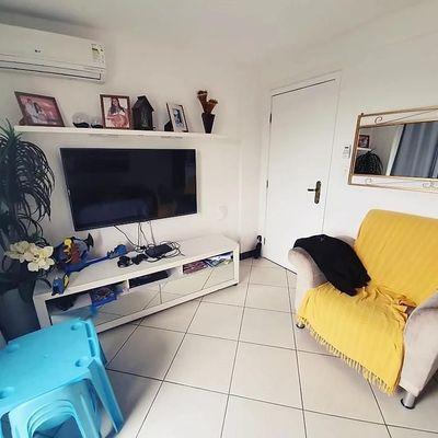 Residencial Aquarela - Apartamento 3 Quartos, 2 Banheiros sendo 1 Suíte com 135 m² e 1 Vaga de garagem -  Quinhentos e Sessenta e Seis, 170, Nossa Senhora das Gracas, Volta Redonda, Rio de Ja