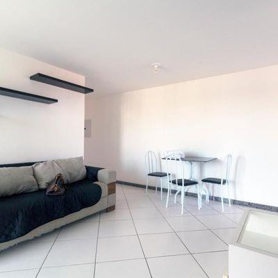 Apartamento Semi Mobiliado para Locação - Apartamento 2 Quartos (1 Suíte) 2 Vagas - Royal Place - Rua Nove de Abril, Aterrado, Volta Redonda - RJ