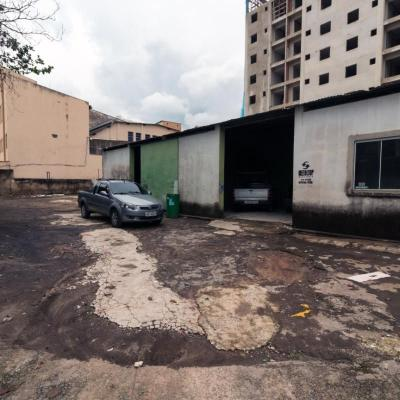 Imóvel com galpão para locação - Imóvel com terreno de 600 m² com galpão de 100 m² - Voldac, Volta Redonda - RJ