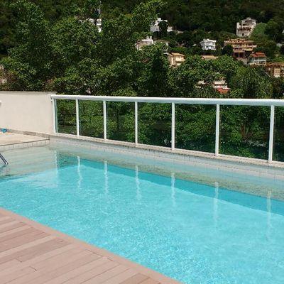 Morar perto da praia e do Catamarã apartamento novo 3 suites 2 vagas lazer