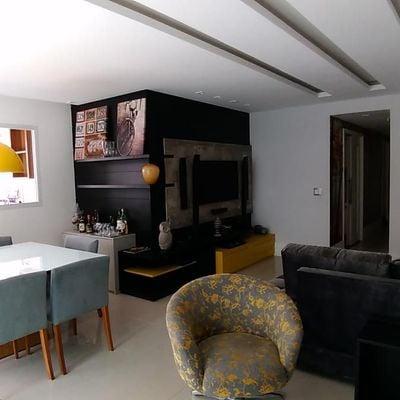 Apartamento montadíssimo 4 quartos 3 suítes 2 vagas - Rua Professor Miguel Couto, Icaraí, Niterói - RJ - Apartamento a venda